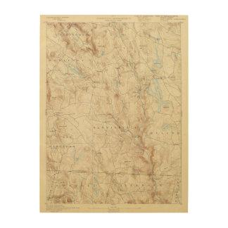 2 Sandisfield sheet Wood Print