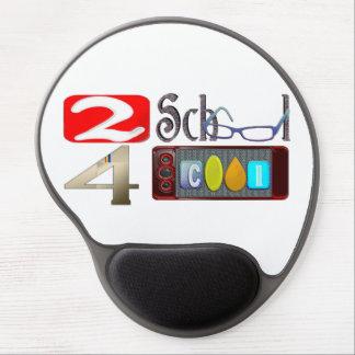 2 School 4 Cool Mousepad Gel Mouse Pad
