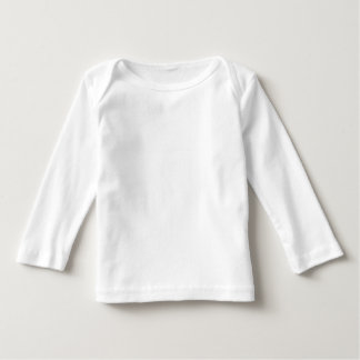 2 Side WHITE BLACK BLUE Longsleeve Football Baby Tshirts
