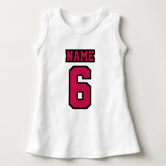 2 Side WHITE CRIMSON BLACK Dress Football Jersey