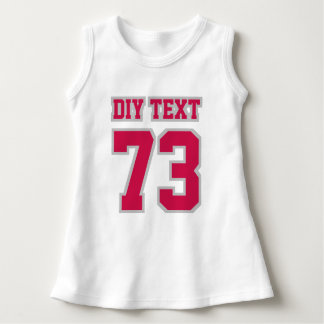 2 Side WHITE CRIMSON SILVER Dress Football Jersey