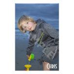 2-Sided Actor & Model Headshot Comp Postcard Flyer