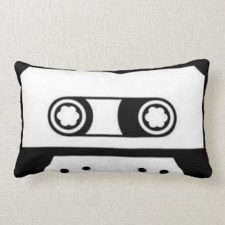 2 Sided Audio Cassette Tape Pillow