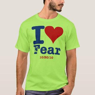 2 Sided Fear - Enemy T-Shirt