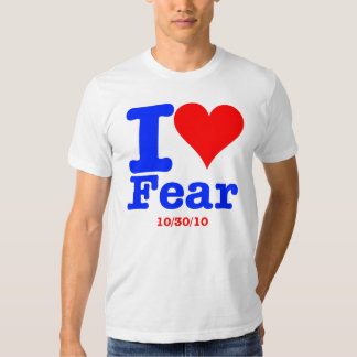 2 Sided Fear - Foreigners T Shirt
