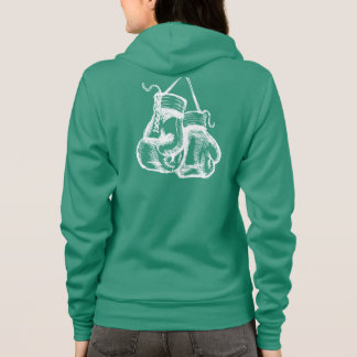 2-Sided #Hope4Dayna / Knock-Out Cancer - Dark Hoodie