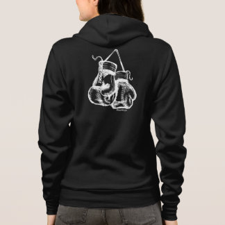 2-Sided Hope is Everywhere & Knock Out Cancer Hoodie
