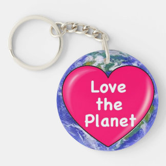 2 sided Keyring, featuring 2 different designs Keychain