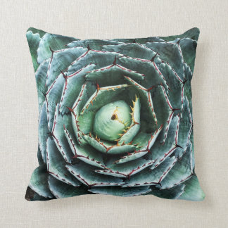2-sided Succulent Photographic Pillow