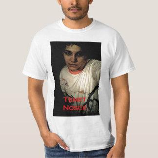 2 Sided Temet T T-Shirt