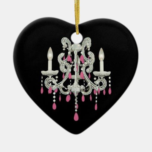 2 SIDES / NIght Chandelier ~ Ornament