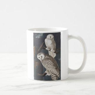 2 Snowy Owls Mug