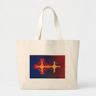 2 Spirit Sky Tote Bag