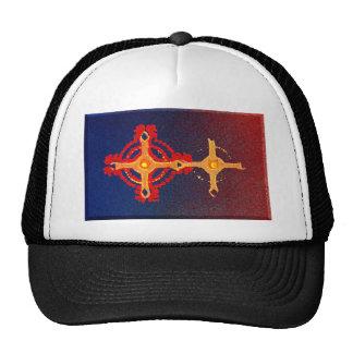 2 Spirit Sky Trucker Hat