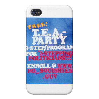 2-STEPPING-design iPhone 4 Cover
