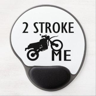 2 Stroke Me Dirt Bike Gel Mouse Pad