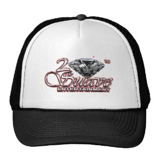 2 Suave Ruby Collection Trucker Hat