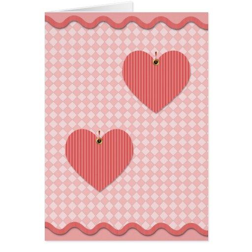 2 tarjeta de Gether de los corazones 2