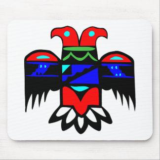 2 Thunderbird principales Alfombrillas De Ratón