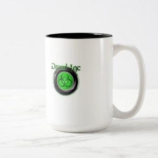 2 Tone Dread-Inc Mug
