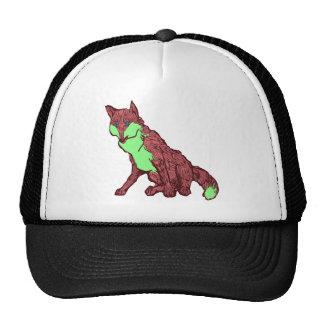 2 Tone FOX Trucker Hat