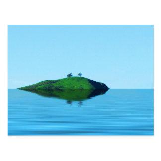 2 Tree Island Postcard