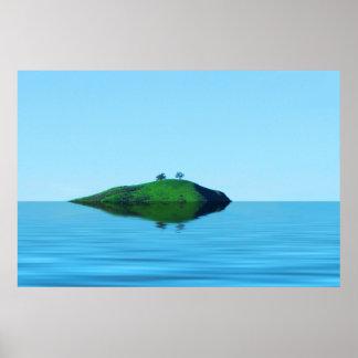 2 Tree Island Poster