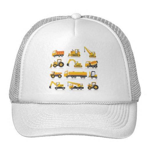 2 TRUCKER HAT