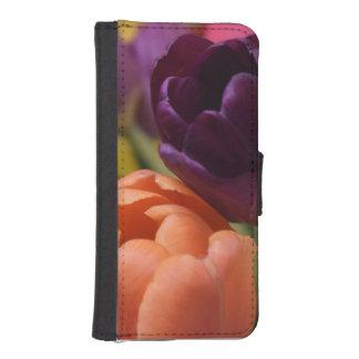 2-Tulips iPhone SE/5/5s Wallet