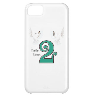 2 Turtle Doves iPhone 5C Covers