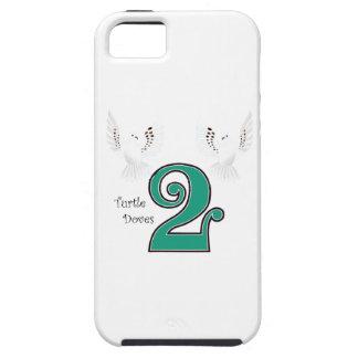 2 Turtle Doves iPhone SE/5/5s Case