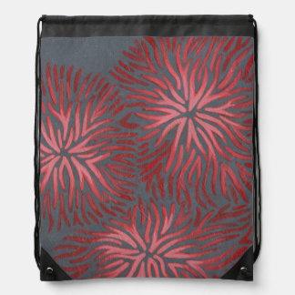 2-Up Dianthus II Drawstring Bag