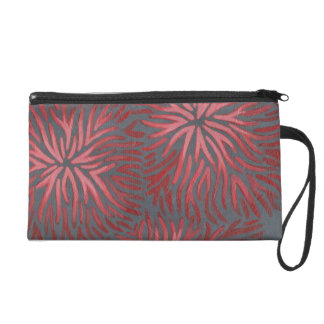 2-Up Dianthus II Wristlet Clutches