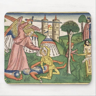 2 venganza de los reyes 19 dioses 35-37 en Assyria Alfombrillas De Raton