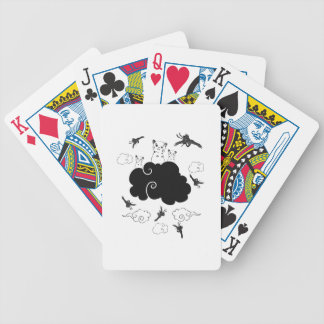 2 where now it goes to meeting bicycle playing cards