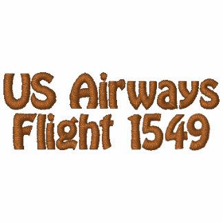2 Wings155 Prayers, US Airways Flight 1549 Hoodie