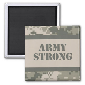 "2""x2"" Magnet Favor ARMY ACU Camo Camouflage"