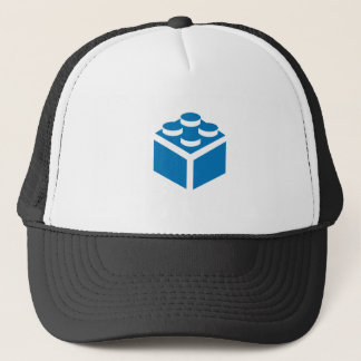 2 x 2 Brick by Customise My Minifig Trucker Hat