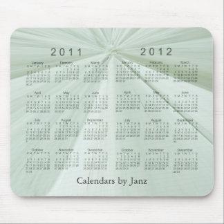 2 Year Calendar 2011 - 2012 Mouse Pad