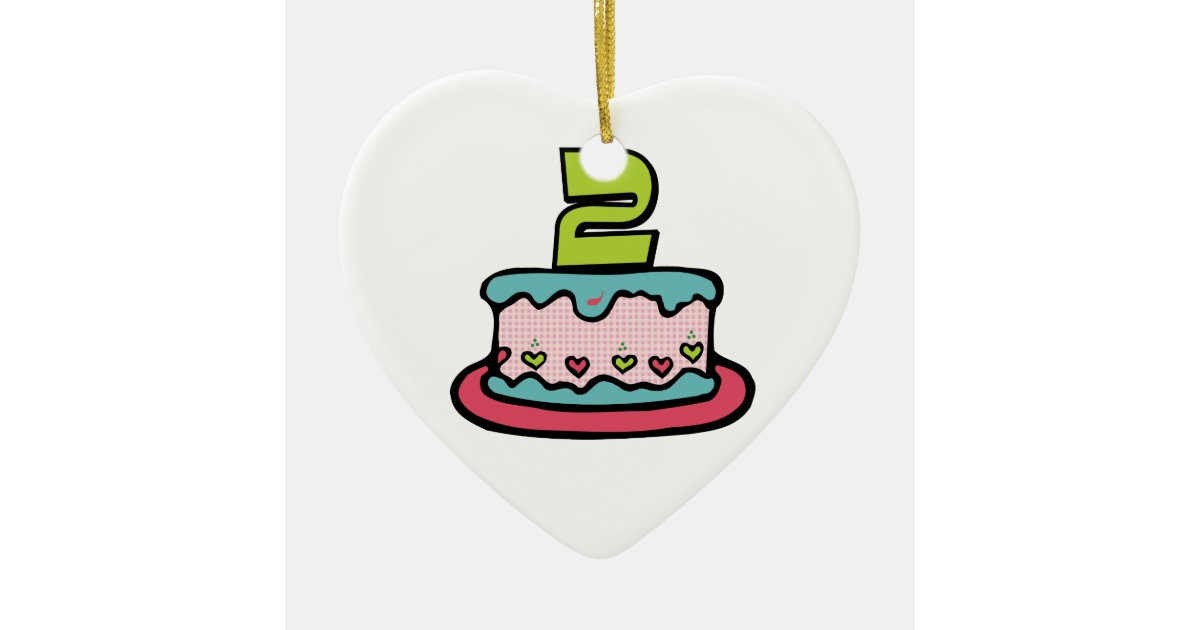Create Your Own Wedding Cake Ornament