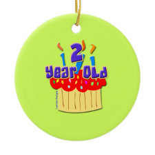 2 Year Old Christmas Tree Ornaments