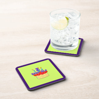 2 Year Old Drink Coaster
