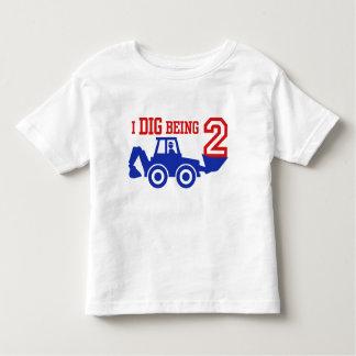 2 Year Old Toddler T-shirt