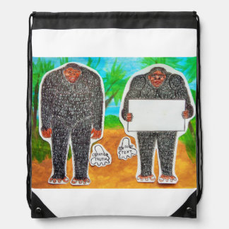 2 Yowie 1 text in outback Backpack