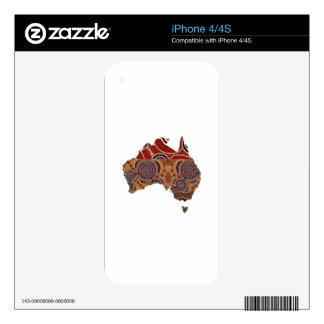 2 ZAZZ (4) SKIN FOR iPhone 4