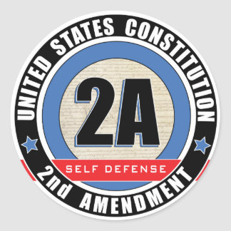 2A Logo Stickers