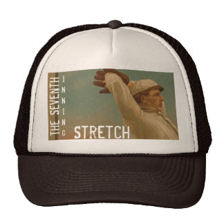 2a. The Seventh Inning Stretch Trucker Hat