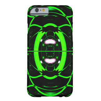 2AM Lime Green Clarity Barely There iPhone 6 Case