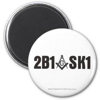 2B1ASK1 - Imanes de Fride Imán Redondo 5 Cm