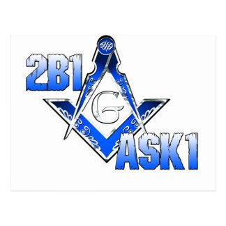 2B1ASK1 POSTCARD